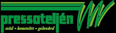 Logotype Pressateljen